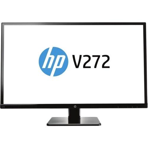 HP V272 - 27 IPS LED Monitor - FullHD - Black