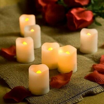 Candle Choice Set of 6 400-hour Battery ...