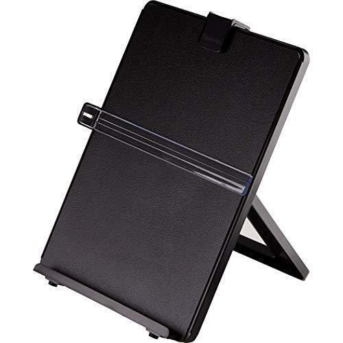 Fellowes Letter Sized Non-Magnetic Copyholder, Black (21106), 7.38 x 10.13 x