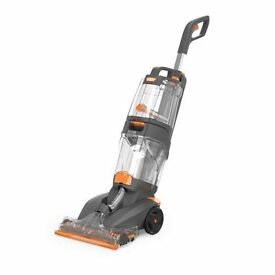 VAX DUAL ACTION CARPET CLEANER AND TOOLS