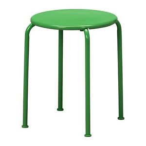 IKEA Roxo Green Stools x4 Spotswood Hobsons Bay Area Preview