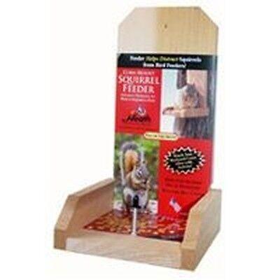 NEW HEATH 903 WOODEN POLE TREE MOUNTED CORN SQUIRREL FEEDER USA MADE SALE PRICE