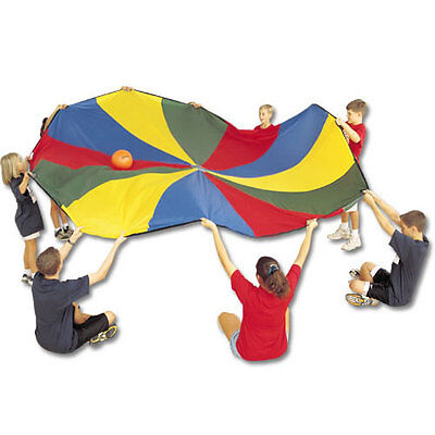 6' Diameter Parachute w/ 8 Handles