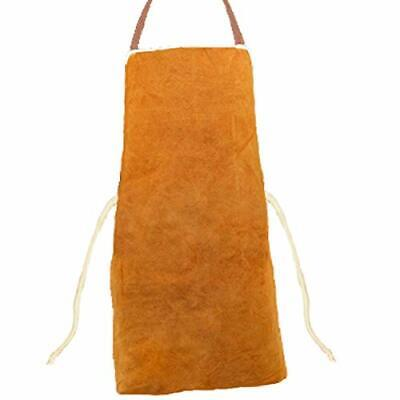 Leather Welding Work Shop Apron Heat Resistant And Flame Retardant Cowhide