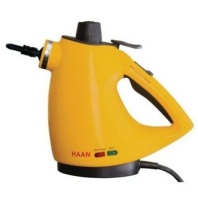 Haan HS20 Allpro Handheld Steam Cleaner with Attachments, used for sale  Hauppauge