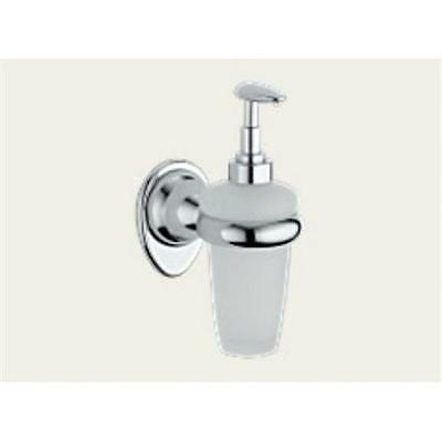 Soap Dispenser Wall Mount Chrome Delta Michael Graves 78055
