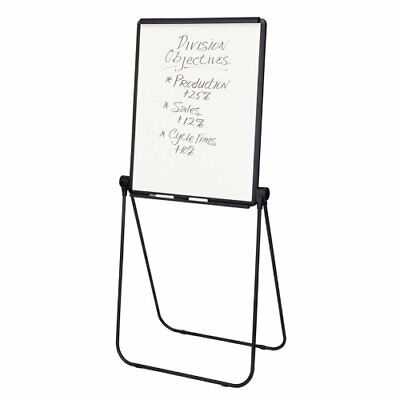 Quartet Flipchart Stand - 70 Height - Plastic Steel Aluminum - Black 101el
