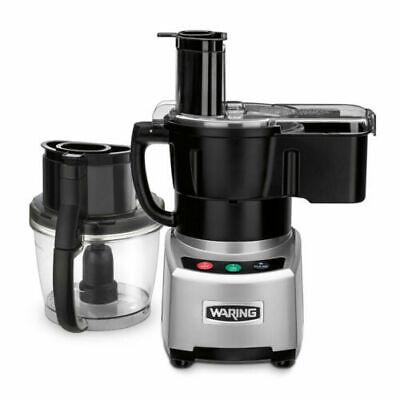 Waring Wfp16scd 1 Speed Batchbowl Food Processor W 4 Qt Bowl 120v Brand New