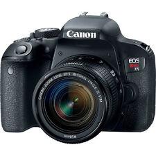 Canon EOS Rebel T7i w/ 18-55mm IS STM Digital SLR Camera Kit NEW!