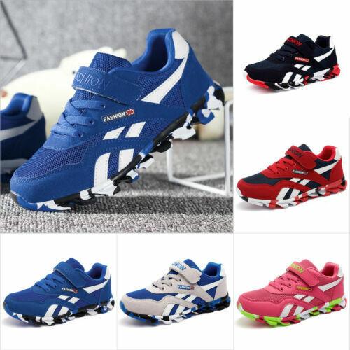 Kinderschuhe Jungen Mädchen Sport  Sneakers Turnschuhe Atmungsaktiv Hallenschuhe