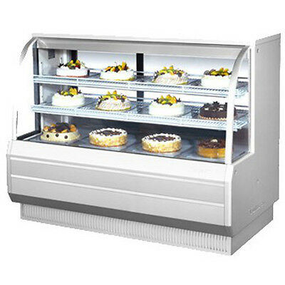 Turbo Air Tcgb-60-2 Refrigerated Bakery Display Case