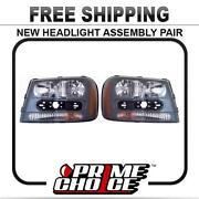 Chevy Trailblazer Headlight Assembly