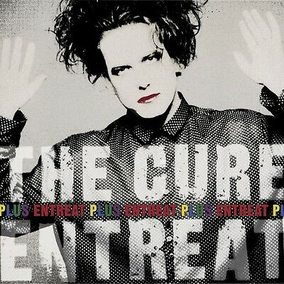 The Cure   Entreat Plus  New Vinyl  180 Gram