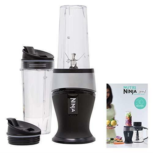 Ninja Personal Blender for Shakes, Smoothies, Food Prep and Frozen Blending