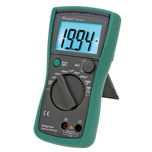 Eclipse MT-5110 3 1/2 Capacitance Meter