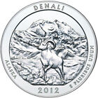 Silver 2012 America the Beautiful Quarters (2010-Now)