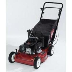 Self Propelled Lawn Mower Ebay