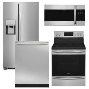 Kitchen appliance package-frigidaire gallery