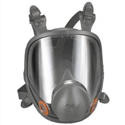 3M 6800 Medium Full Facepiece Respirator Reusable Protective Series