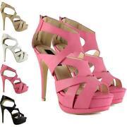 Fushia Pink Shoes