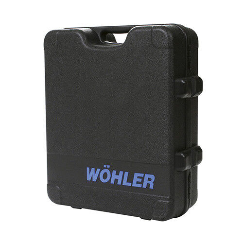 Wohler Technologies 5577 Heavy Duty Carrying Case for Model A 550