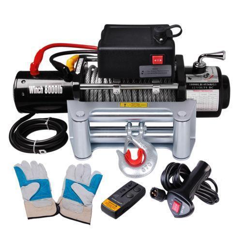 Runva Winch EBay - Gew 10000 winch wiring diagram