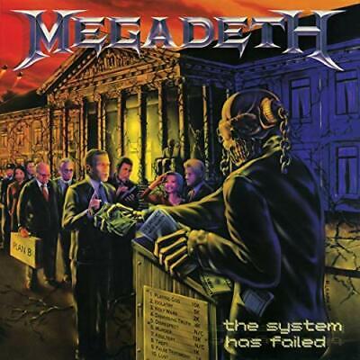 Megadeth - The System Has Failed [VINYL]