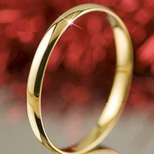 14K Gold Bangle (Rose or Yellow Gold) Melbourne CBD Melbourne City Preview