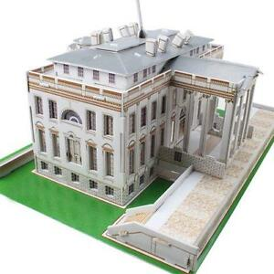 Model house ebay white house model malvernweather Image collections
