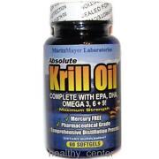 Krill Oil 1000mg