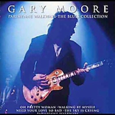 Gary Moore   Blues Collection  New Cd  England   Import