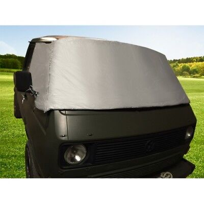 Deluxe External Thermo Windscreen and cab window mat for T25 C9592 for sale  Shipping to Ireland