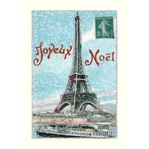 Christmas Cards Glitter Boxed