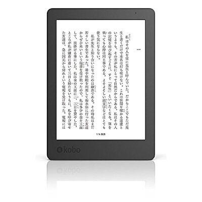 2017 NEW Kobo Aura Edition 2 eReader Wi-Fi 6.0inch 4GB Black N236-KJ-BK-S-EP