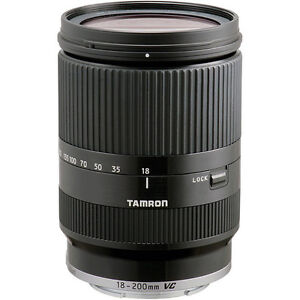Almost new Tamron 18-200mm Di III VC for Sony Mirrorless