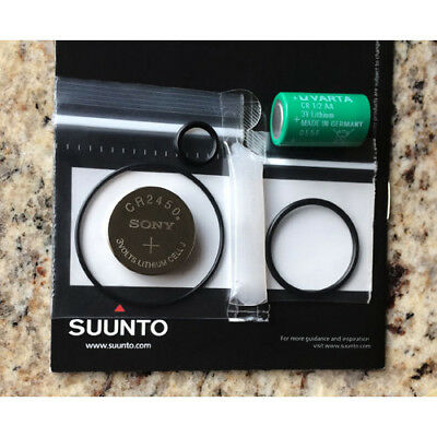 Battery Kit: Suunto D4i Computer & Transmitter Complete, New
