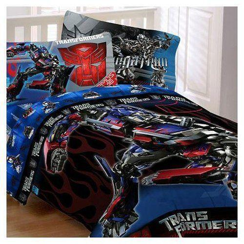 Transformers Bedding Full Ebay