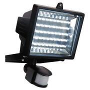 Outdoor Light PIR Stainless