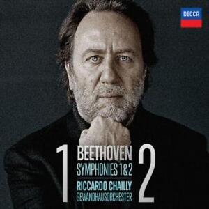 Sinfonie 1+2 von GOL,Gewandhausorchester Leipzig,Riccardo Chailly (2012)