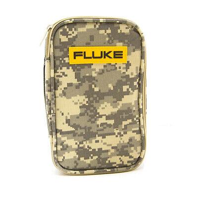 Fluke Camo-c25 Camouflage Carrying Case For Multimeters Processtemp