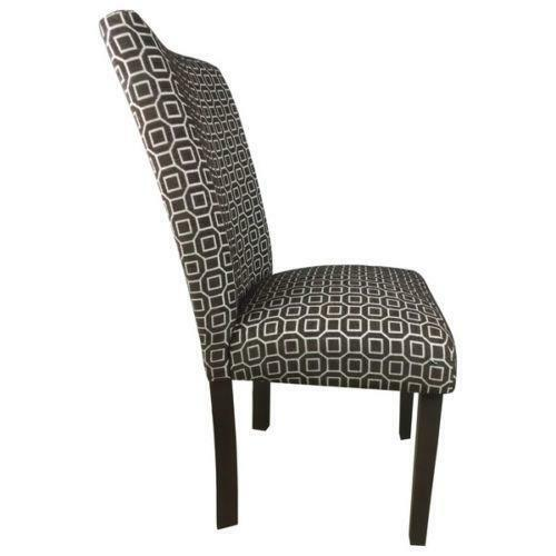 Upholstered Parsons Chairs Ebay
