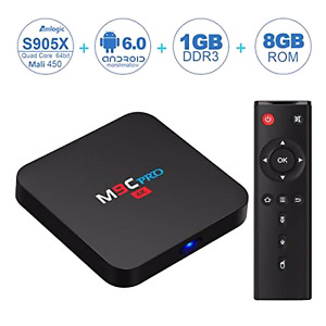 M9C PRO ANDROID TV BOX 4k FULLY PROGRAMMED