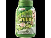 morelife Alkalising Greens 300g ph 7.3