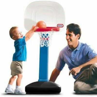 Basketball Hoop For Kids (Basketball Hoop Mini For Kids Adjustable Portable Outdoor Indoor New)