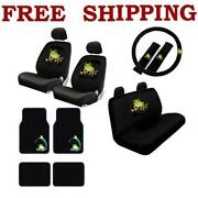 Frog Seat Covers