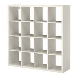 Second hand IKEA shelf unit