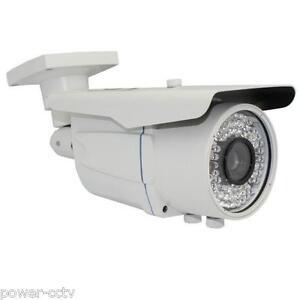 Amview 1300TVL 9-22mm Long Distance )* Weatherproof CCTV 72IR Security Camera