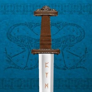 VIKING SWORD early medieval CIRCA 650-750 R WS501389 - <span itemprop='availableAtOrFrom'>Krzywin, Polska</span> - VIKING SWORD early medieval CIRCA 650-750 R WS501389 - Krzywin, Polska