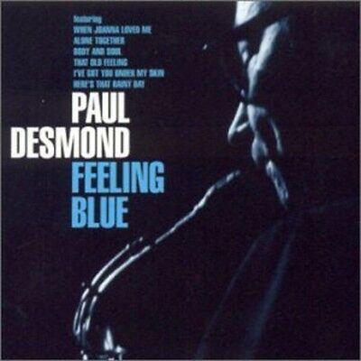 Jazz Cd - Paul Desmond - Feeling Blue [New CD]