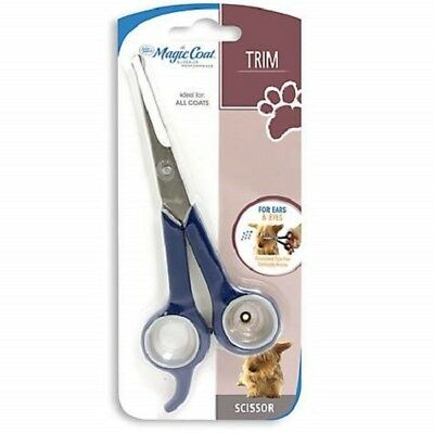 Four Paws Magic Coat Ear & Eye All Dogs Grooming Scissors